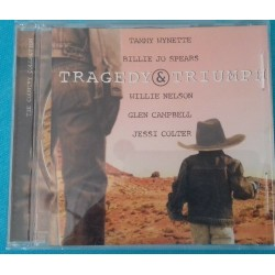 CD  COUNTRY TRAGEDY &...