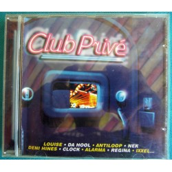 ALBUM 1 CD CLUB PRIVE Ref 0166