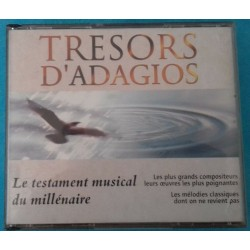 COFFRET 4 CD ADAGIOS -...