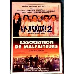 2 DVD. LA VÉRITÉ SI JE MENS...