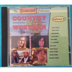 CD COUNTRY WESTERN Vol2...