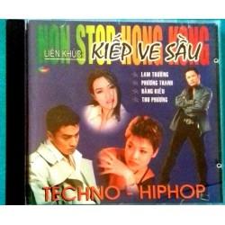 CD ASIATIQUE NON STOP HONG...
