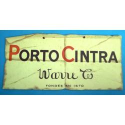 CARTON PUBLICITAIRE PORTO...