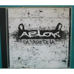 """ABLOK """"CA PART DE LA"""" Ref 0515"""