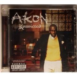 KONVICTED - AKON (CD) Ref 1183