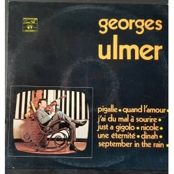 DISQUE 33 TOURS GEORGES ULMER