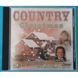 CD  COUNTRY CHRISTMAS JOHN...