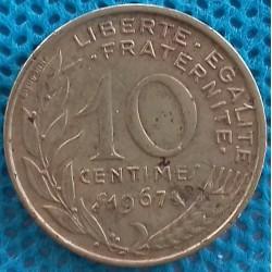 PIÈCE MONNAIE 10 Centimes...
