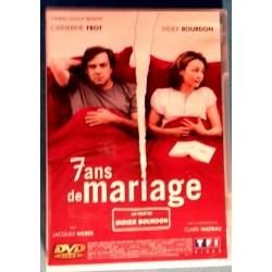 7 ANS DE MARIAGE (2002 DVD...