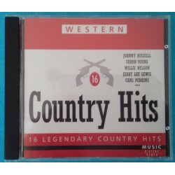 CD  COUNTRY HITS  Ref : 0187