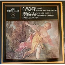 ALBINONI/HAENDEL/MOZART/COR...