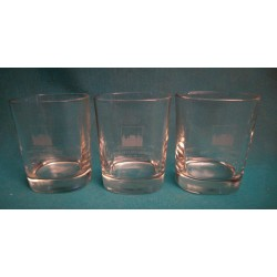 "3 VERRES COLLECTOR "" CLAN..."