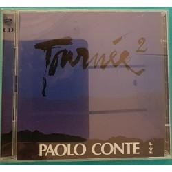 (2 CD ) PAOLO CONTE TOURNÉE...
