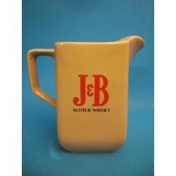 "CARAFE WHISKY "" J & B "" Ref..."