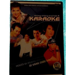 DVD ASIATIQUE KARAOKE NHUNG...