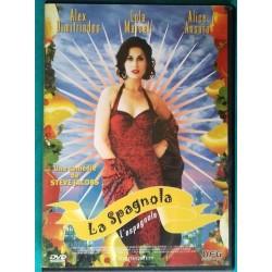 LA SPAGNOLA (DVD MUSICAL)...