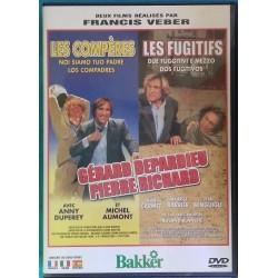 2 DVD LES COMPERES / LES...