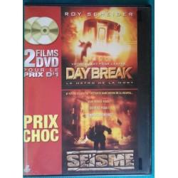 2 DVD  DAY BREAK / SEISME...