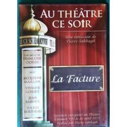 """DVD  AU THEÂTRE CE SOIR """"LA..."""