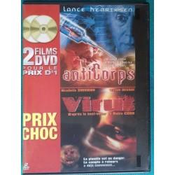 2 DVD ANTICORPS / VIRUS...