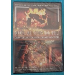 DVD  NOËL AU COIN DU FEU...