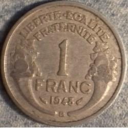 PIÈCE MONNAIE 1 FRANCS...