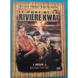 2 DVD LE PONT DE LA RIVIERE...