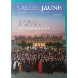 """PLANÈTE JAUNE """" LE MAGAZINE..."""