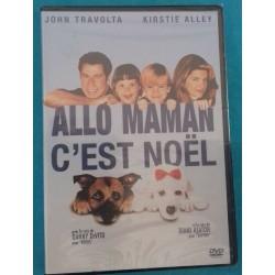 DVD ALLO MAMAN C'EST NOËL...