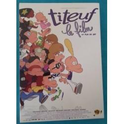 TITEUF LE FILM (2010 DVD...