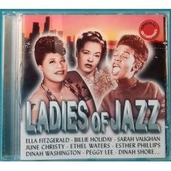 CD LADIES OF JAZZ  Ref 0636