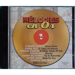 CD MÉLODIES EN OR VOLUME 1...