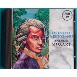 CD RONDO'VENEZIANO MOZART...