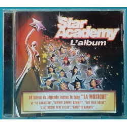 CD  STAR ACADEMY L'ALBUM...
