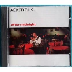 CD ACKER BILK AFTER...