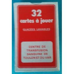 JEU DE 32 CARTES A JOUER...