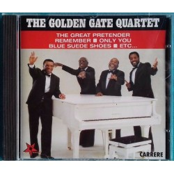 CD THE GOLDEN GATE QUARTET...