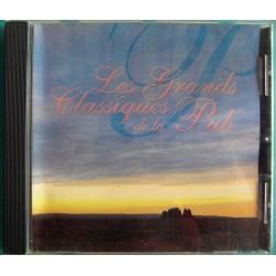 ALBUM 1 CD LES GRANDS...