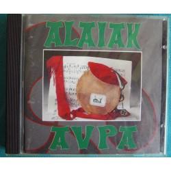 ALBUM 1 CD ALAIAK AVPA Ref...