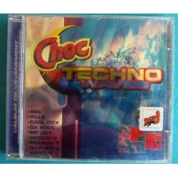 ALBUM 1 CD CHOC TECHNO...
