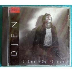 ALBUM 1 CD DJEN IZAAK L'AME...