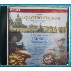 ALBUM 1 CD LE QUATTRO...
