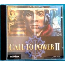 CD-ROM CALL TO POWER II Ref...