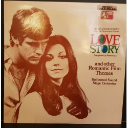 DISQUE 33 TOURS  LOVE STORY...
