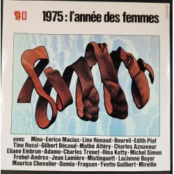 DOUBLE ALBUM 33 TOURS 1975...