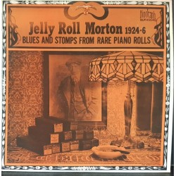 DISQUE 33 TOURS JELLY ROLL...