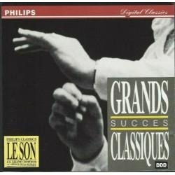 CD GRANDS SUCCÈS CLASSIQUES...