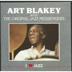 CD ART BLAKEY WITH THE...