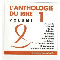 CD L'ANTHOLOGIE DU RIRE Vol...