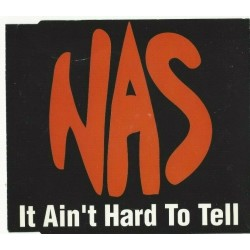 CD NAS IT AIN'T HARD TO...